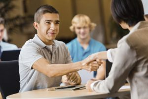Do's, Don'ts for Talking to a U.S. College Recruiter
